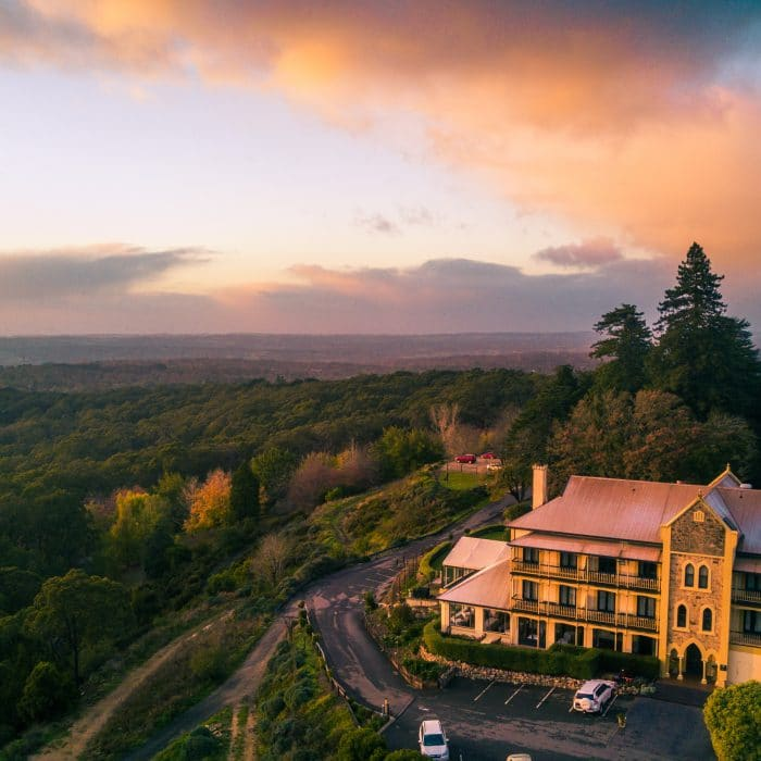 2 Night Ultimate and Indulgent Gift at Mount Lofty House