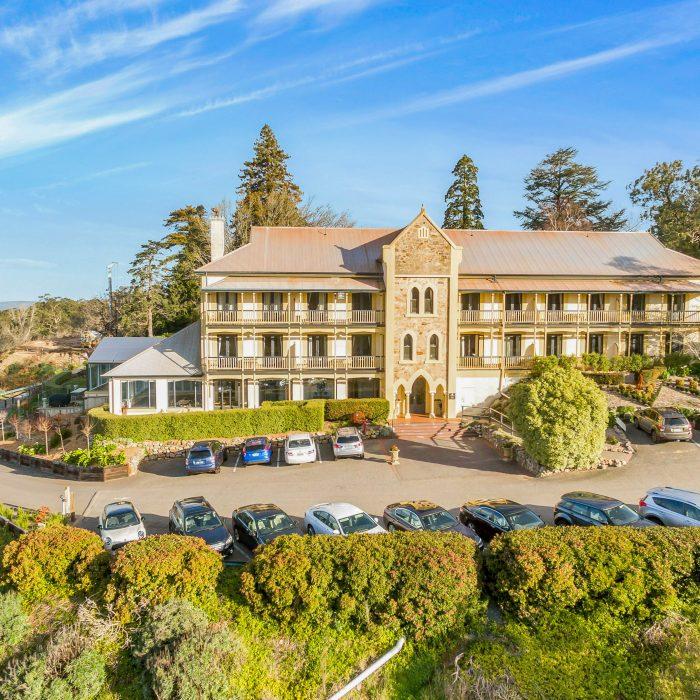 Manor Indulgence Package at Mount Lofty House