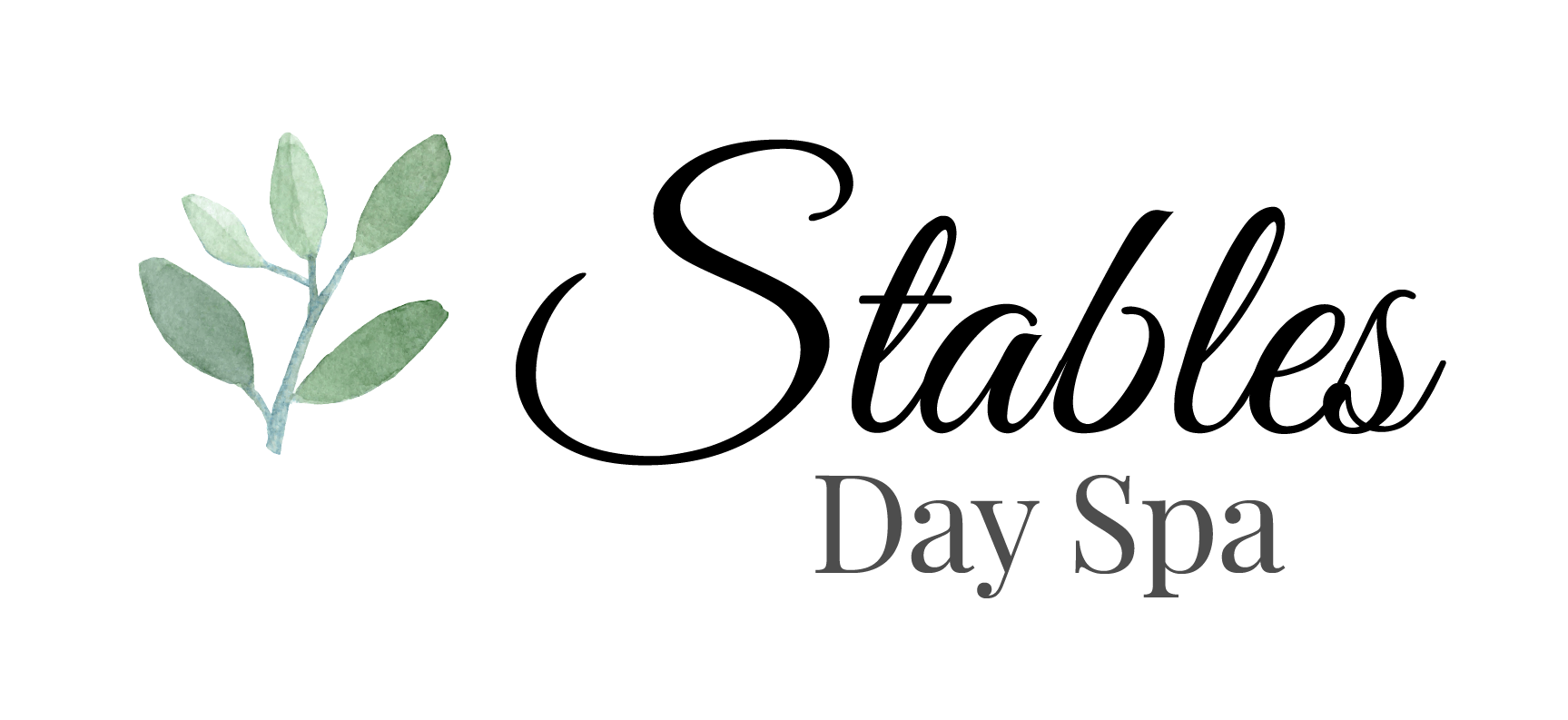 Stables Day Spa Logo